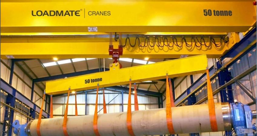 Overhead Travelling Crane Design   Loadmate.in